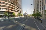 parking on Collins Street in Melbourne Docklands Victoria