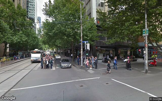 Parking Photo: Collins Street  Melbourne  Victoria  Australia, 19258, 150610