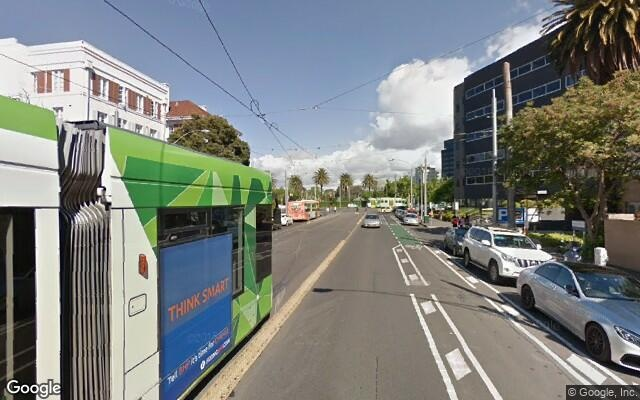 parking on Commercial Road in Melbourne VIC