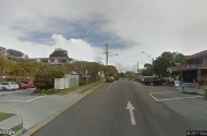 parking on Connor Street in Burleigh Heads