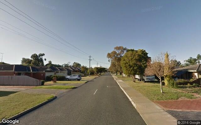 parking on Coolgardie Avenue in Redcliffe