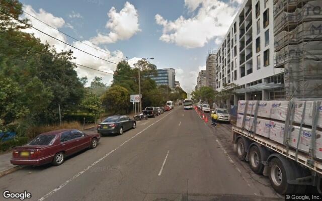 parking on Coward Street in Mascot NSW