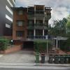 Lock up garage parking on Cowper Street in Parramatta NSW