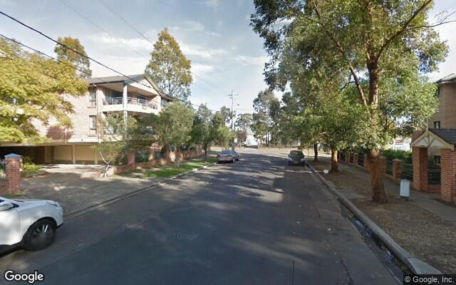 parking on Crown Street in Granville NSW