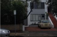parking on Curlewis St in Bondi Beach