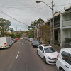 Driveway parking on Darling Street in Balmain East NSW