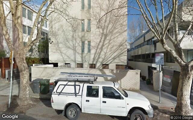 parking on Davis Avenue in South Yarra