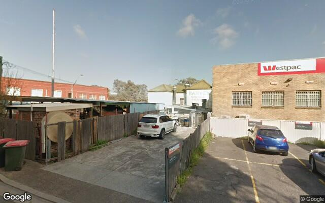 parking on Derby Street in Kogarah