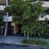 Lock up garage parking on Doggett Street in Newstead Queensland