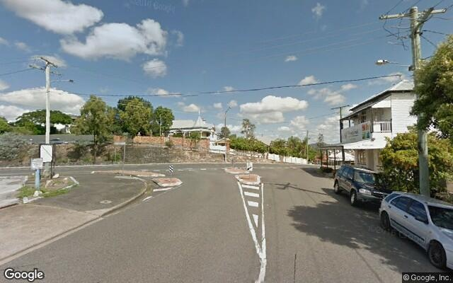 parking on Dorchester Street in South Brisbane