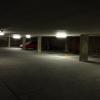 Indoor lot parking on Doris St in North Sydney