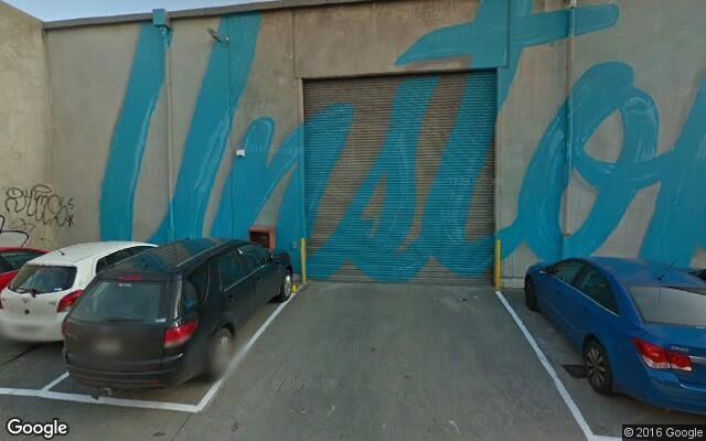 parking on Down Street in Collingwood