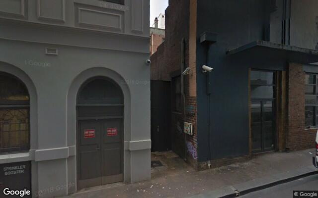 parking on Downie Street in Melbourne VIC