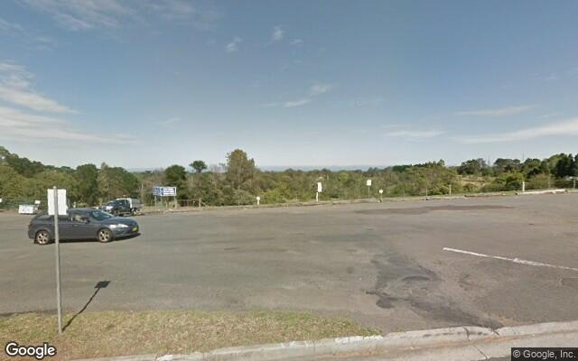 parking on Dural NSW in Australia