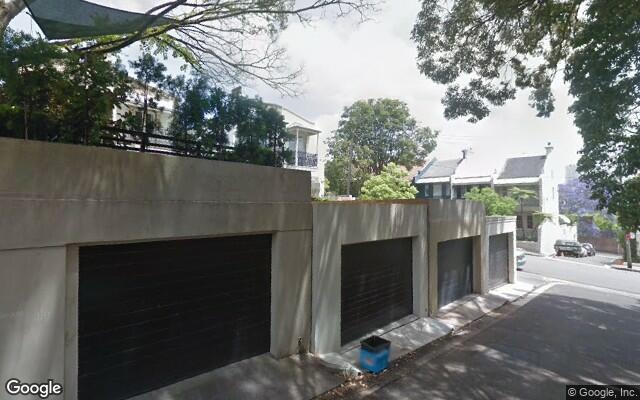 parking on Duxford St in Paddington NSW 2021