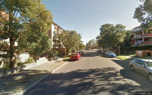parking on Early Street in Parramatta NSW