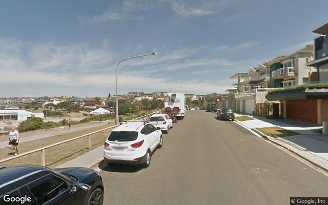 parking on Eastbourne Ave in Clovelly NSW 2031