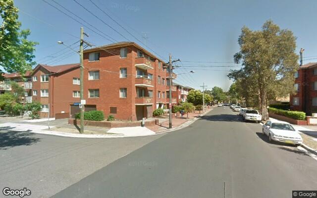 parking on Eastlakes NSW in Australia