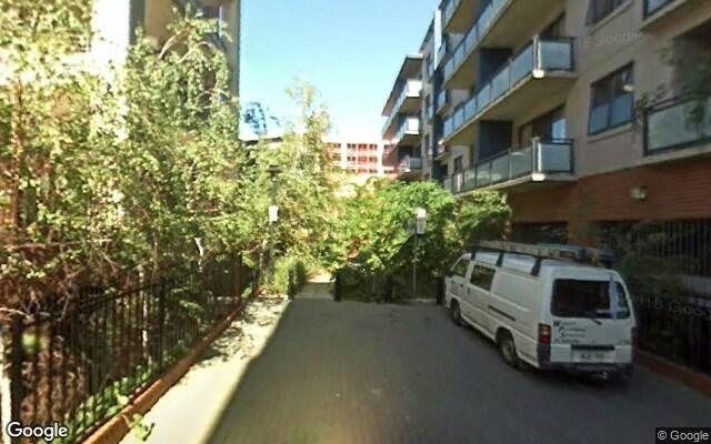 parking on Ebenezer Place in Adelaide SA