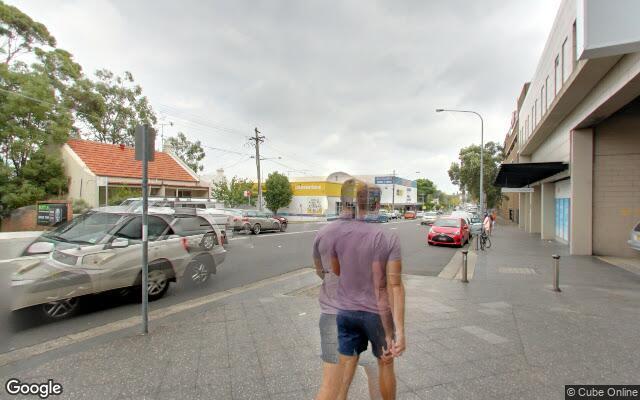 parking on Ebley Street in Bondi Junction NSW