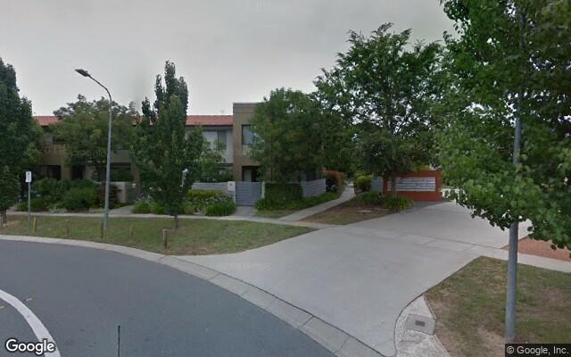 Parking Photo: Eileen Good Street  Greenway ACT  Australia, 30854, 97876