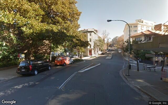 parking on Elizabeth Bay Rd in Elizabeth Bay NSW 2011