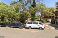 parking on Elizabeth St in Parramatta