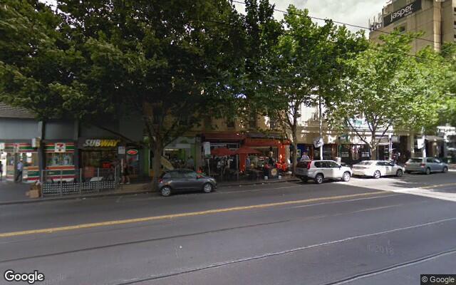 parking on Elizabeth Street in Melbourne VIC