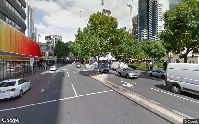 Parking Photo: Elizabeth Street  Melbourne VIC  Australia, 38955, 153348