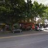 Car stacker parking on Elizabeth Street in Melbourne VIC