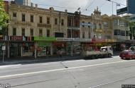 parking on Elizabeth Street in Melbourne