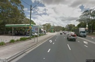 parking on Epping Rd in Lane Cove NSW 2066