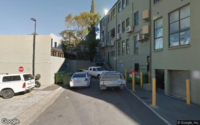 Parking Photo: Erskineville Road  Newtown NSW  Australia, 32520, 108785