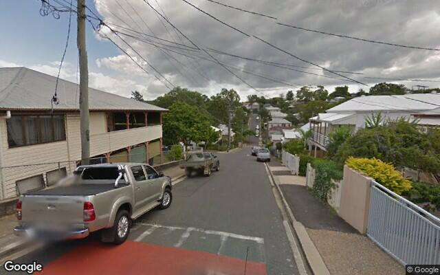 parking on Ewart Street in Paddington QLD