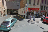 parking on Exhibition Street in Melbourne VIC