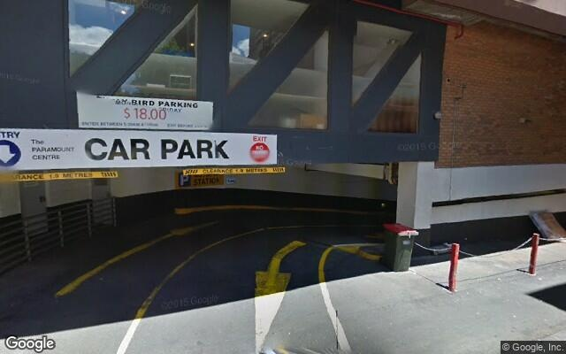 Parking Photo: Exhibition Street  Melbourne Victoria  Australia, 31319, 113095