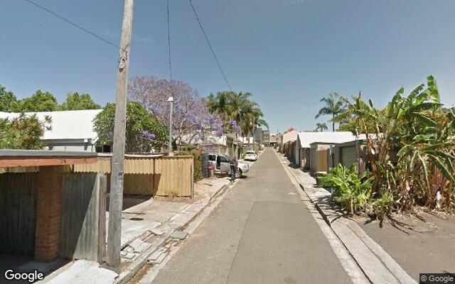 parking on Falcon Street in Crows Nest NSW