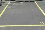 parking on Flemington Road in North Melbourne
