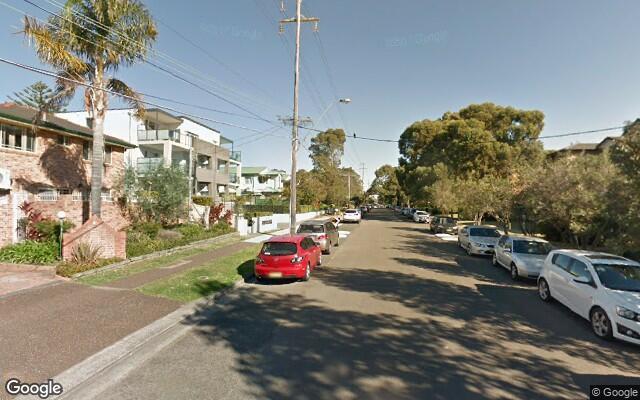 parking on Flora Street in Kirrawee NSW