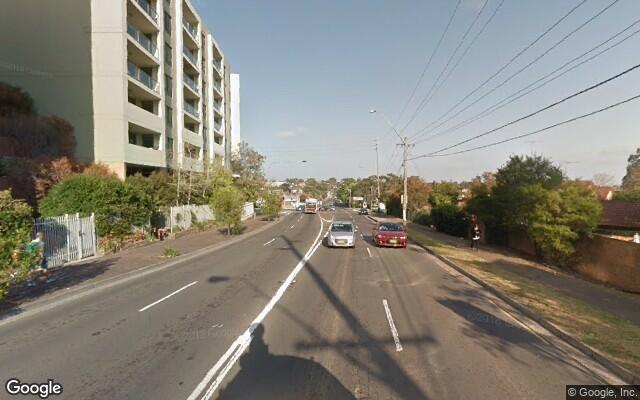 parking on Forest Rd in Hurstville NSW 2220
