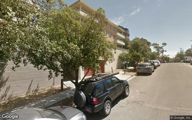 parking on Francis St in Bondi Beach NSW 2026