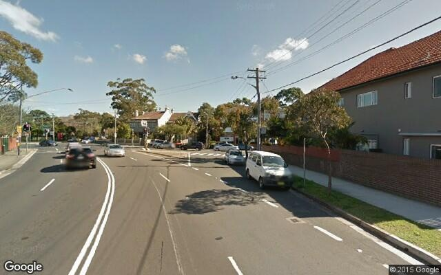 parking on Frenchmans Road in Randwick