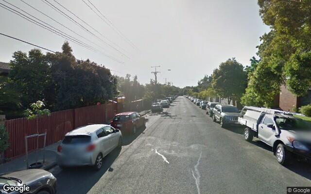 parking on Fulton Street in Saint Kilda East VIC