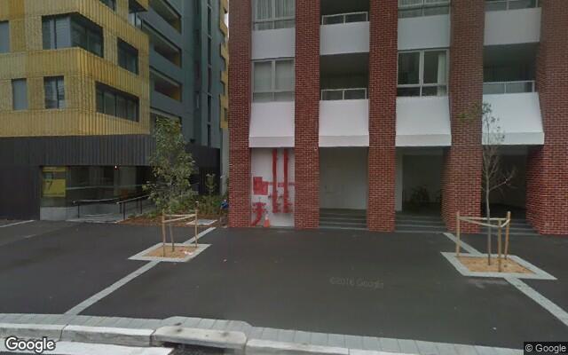 parking on Gadigal Avenue in Zetland NSW