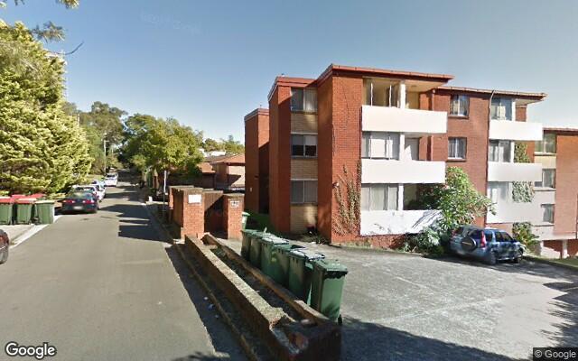 parking on Gerard Street in Cremorne NSW