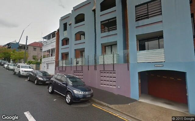 parking on Gipps Street in Fortitude Valley