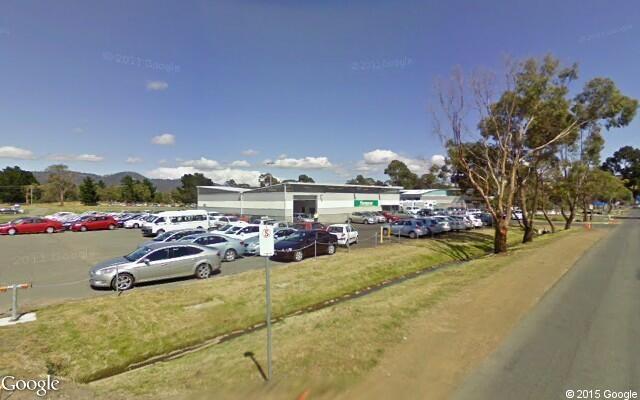 Parking Photo: Golf Road  Hobart  Tasmania  Australia, 1717, 4542