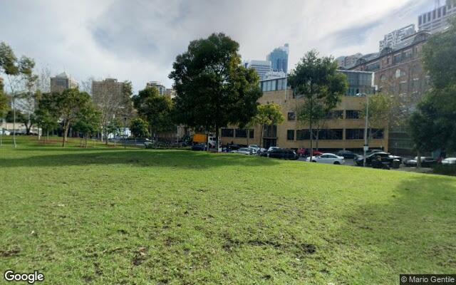 parking on Goulburn St in Surry Hills New South Wales