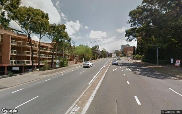 Parking Photo: Great Western Highway  Parramatta NSW  Australia, 30459, 98060