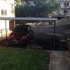Carport parking on Great Western Highway in Parramatta NSW